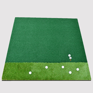 A+B golf swing mat