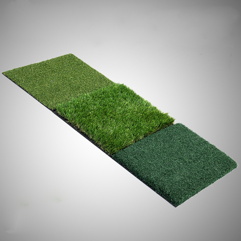 3 in 1  golf hitting mat