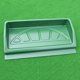 Golf Ball Bags High-grade ABS Ball Tray , Golf Range Ball Box, Hard Plastic Ball Tray
