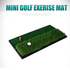 mini golf exerise mat