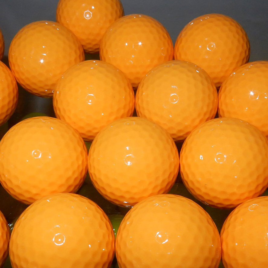 5 Layers surlyn golf tournament ball 352 Dimples with good quality
