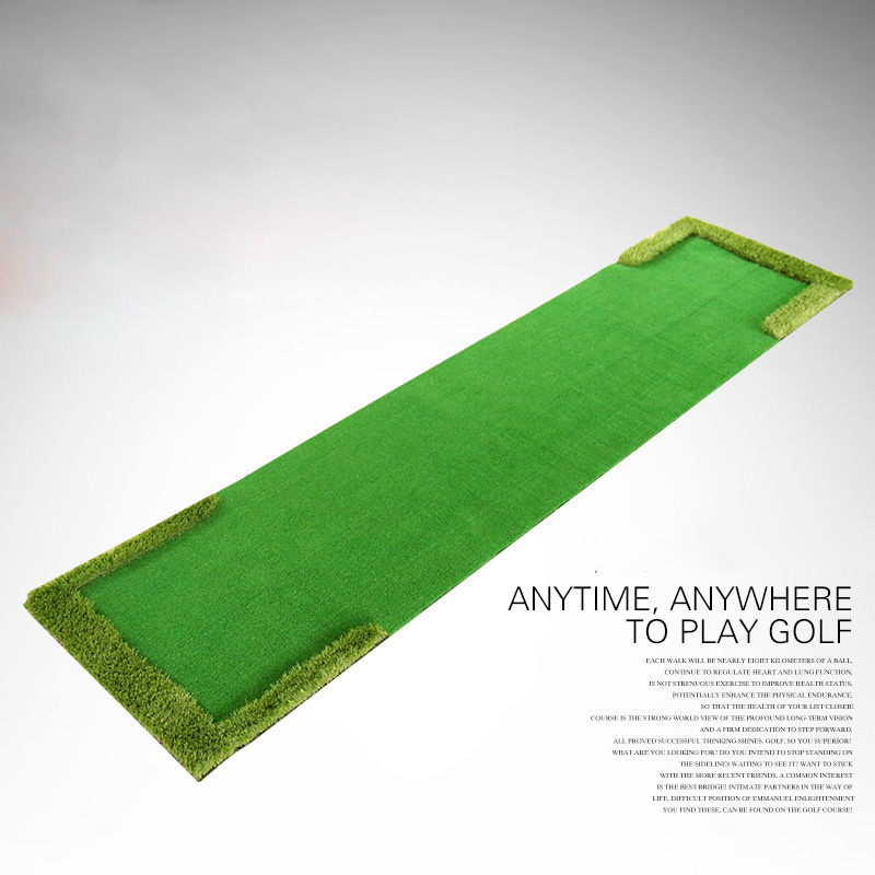 golf exercise blanket
