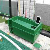 golf ball dispenser Semi-auto Motorless golf pitching machine