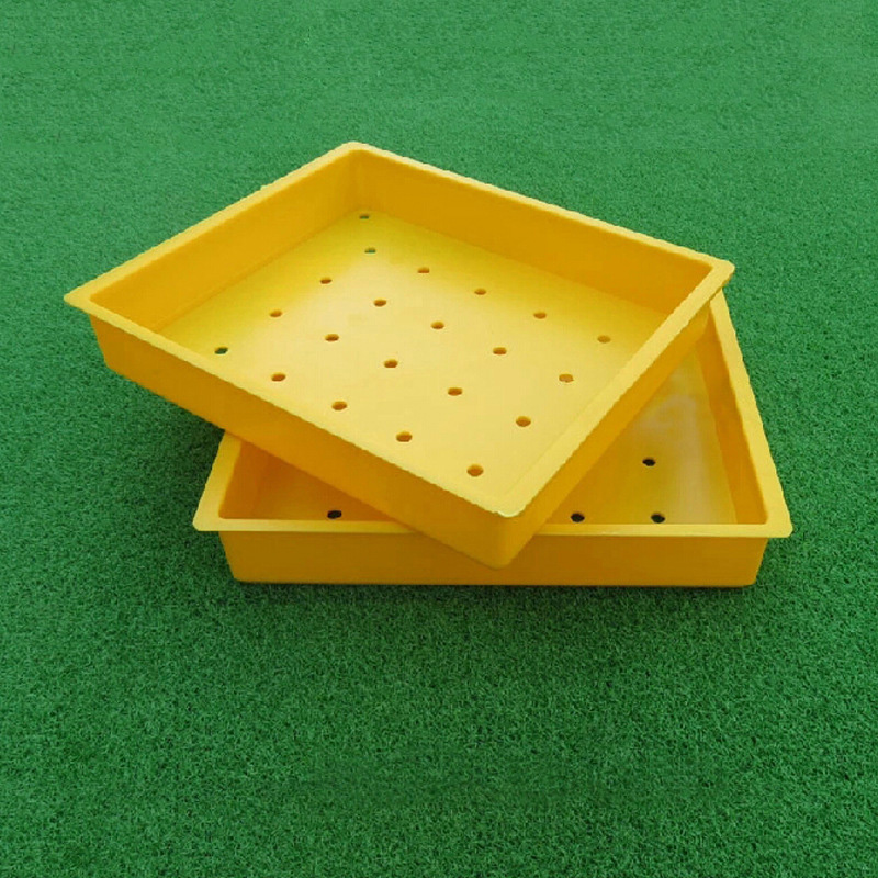 30 pcs ball Golf Ball Bags High-grade Ball Tray , Golf Range Ball Box, Hard Plastic Ball Tray